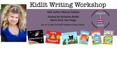 KidLit Writing Workshop with Marcie Colleen