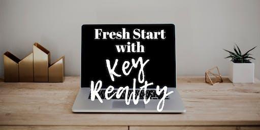 Fresh Start Day 1 (11/5/19)