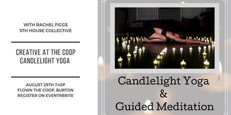Candlelight Yoga  tickets