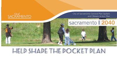 Sacramento 2040 | Pocket Area Community Plan Area Meeting