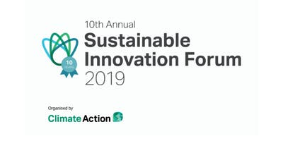 Sustainable Innovation Forum 2019 - Chile (UK VAT)