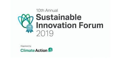 Sustainable Innovation Forum 2019 - Spain (UK VAT) tickets