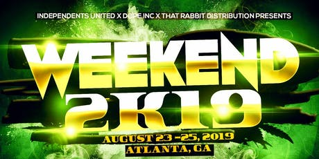 Independents United Weekend 2019 - Aug. 23-25, 2019 tickets