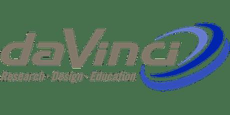 Da Vinci Curiosita Colloquium | 27 August 2019 tickets