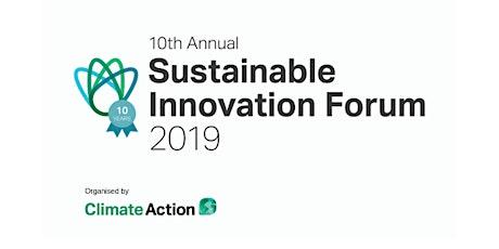 Sustainable Innovation Forum 2019 - Spain billets