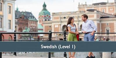 Swedish (Level 1) - October 2019