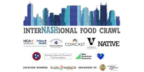 7th Annual InterNASHional Food Crawl tickets