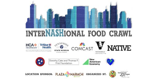 7th Annual InterNASHional Food Crawl