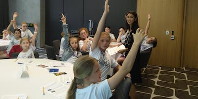 Camp Parliament for Girls Brisbane 2020