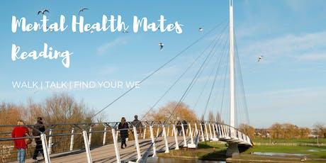 Mental Health Mates - Reading (Christchurch Meadows) tickets
