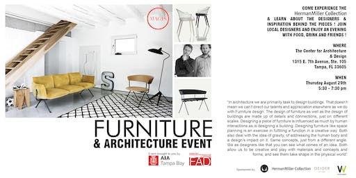 FURNITURE  &  ARCHITECTURE - Herman Miller Collection