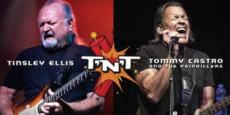 The T'n'T Tour Tommy Castro & Tinsley Ellis tickets