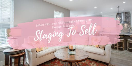"SMAR YPN Coffee and Conversations  ""Staging To Sell"""