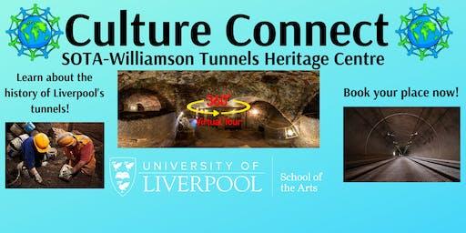 Culture Connect- Williamson Tunnel Heritage Centre