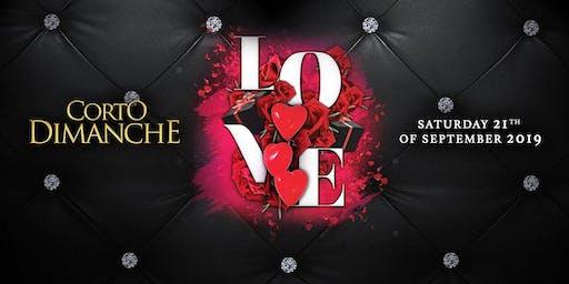 Corto Dimanche 'LOVE'