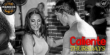 Caliente Thursdays @ Mangos Lounge tickets