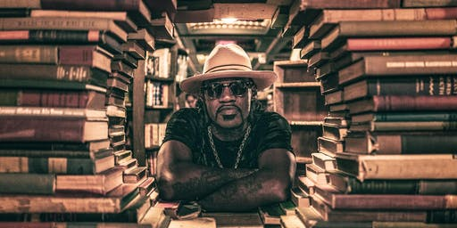 Eric Gales at The Stationery Factory