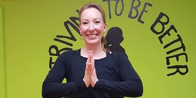 Vinyasa Yoga (Slow Flow & Level 1-2 Offered) - Free Session Avail.