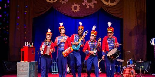 Orquestra de Brinquedos |Teatro| Sesc Canoas