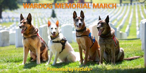 VHSF War Dog Memorial March presented by PetSafe