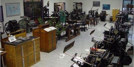 Collection machines d'imprimerie JEP19 Schiltigheim samedi 21 septembre billets