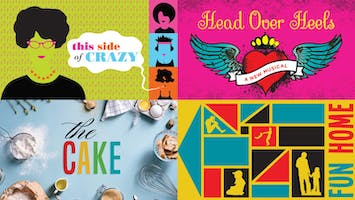 "NCTC 3-Show Package: ""Fun Home, Head Over Heels"" & More"