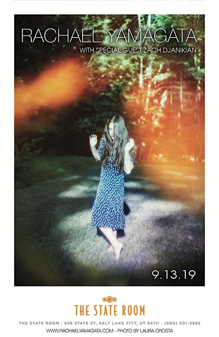 Rachael Yamagata image