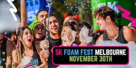 The 5K Foam Fest - West Melbourne tickets
