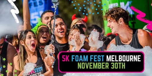 The 5K Foam Fest - West Melbourne