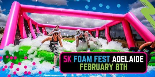 The 5K Foam Fest - Adelaide