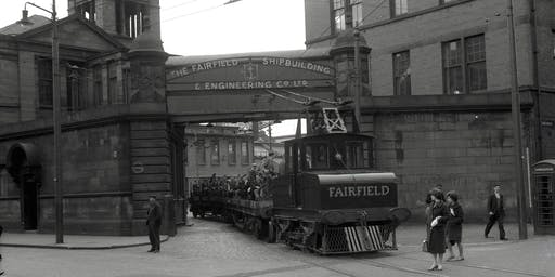 Fairfield Heritage walking tour - explore Govan's rich shipbuilding history
