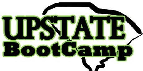 2020 Upstate Boot Camp Participant Registration and Waiver tickets