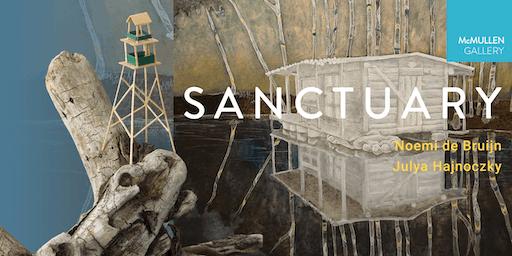 Sanctuary– Noemi de Bruijn and Julya Hajnoczky