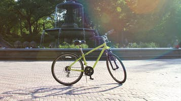 New York Bike Rental - Midtown Manhattan