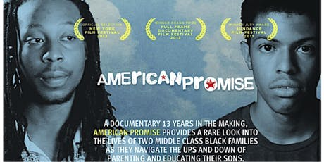 Arts in Education Film Series - American Promise (2013) tickets