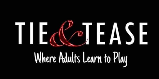 Tie & Tease Adult Game Night Anniversary