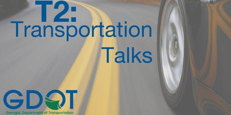 T2: Transportation Talks tickets