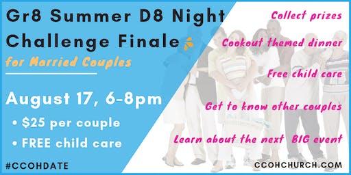MarriedPeople LIVE!  Gr8 Summer D8 Night FINALE