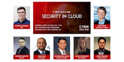 Cyber Tech & Risk - Security in Cloud