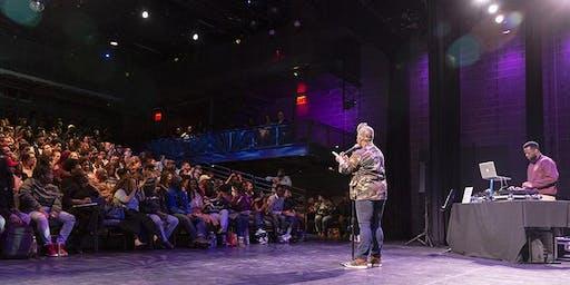 Brooklyn Poetry Slam: BRIC JazzFest   OCT 21