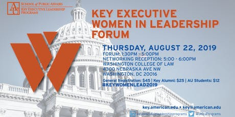 Key Executive Women in Leadership Forum tickets