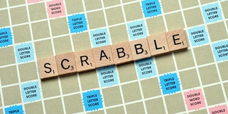 SCRABBLE TOURNAMENT - Cash & Other Prizes tickets