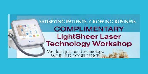 LightSheer Laser Technology Workshop