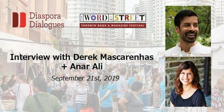In Conversation with Derek Mascarenhas and Anar Ali tickets