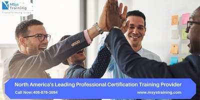 AWS Solutions Architect Certification Training Course In Washington, WA