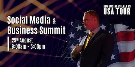 Social Media & Business Summit - Dallas tickets