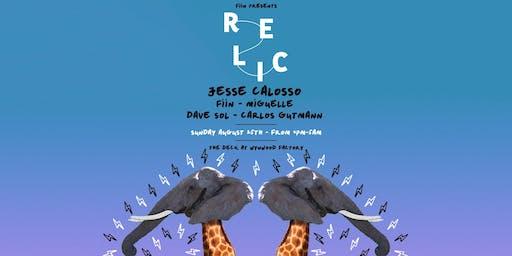 Relic featuring Jesse Calosso, Fiin & More