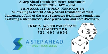 Bunco Tournament tickets