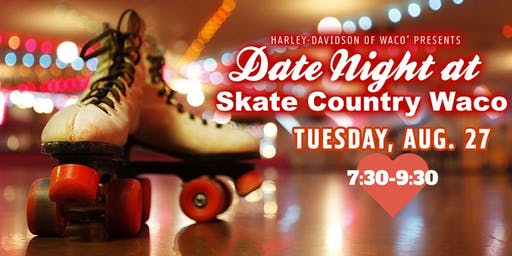 Date Night at Skate Country