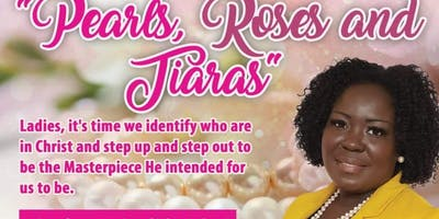 "Esther's R.O.S.E Buds - ""Pearls, Roses and Tiaras"""
